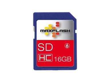 Spominska kartica Secure Digital (SDHC) 16GB Max-Flash (Class 6)