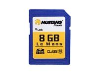 Slika Spominska kartica Secure Digital (SDHC) MUSTANG 8GB Le Mans (Class 10)