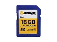 Slika Spominska kartica Secure Digital (SDHC) MUSTANG 16GB Le Mans (Class 10)