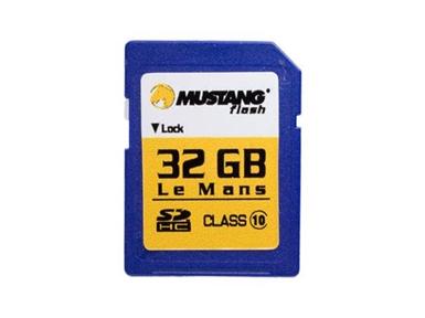 Spominska kartica Secure Digital (SDHC) MUSTANG 32GB Le Mans (Class 10)