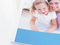 Slika Komplet za toplotno vezavo PaperMonster Thermal Binding Kit A4 Home & Student (90753)