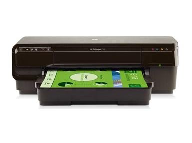 Barvni brizgalni tiskalnik HP Officejet 7110 (CR768A)