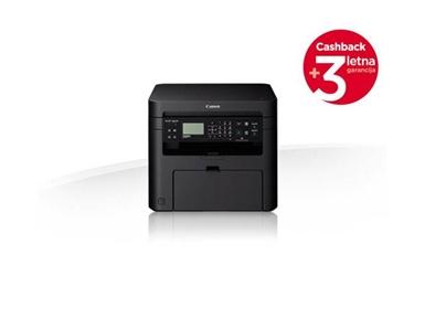 Črnobeli laserski tiskalnik Canon i-SENSYS MF212w