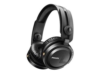 Profesionalne DJ stereo naglavne slušalke Philips A1PRO