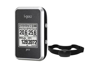 GPS športni & popotniški računalnik i-gotU GT-820 Pro-HRM z monitorjem srčnega utripa