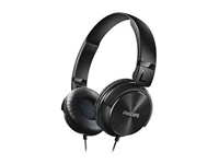 Slika Stereo DJ naglavne slušalke Philips SHL3060BK
