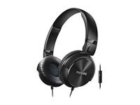 Slika Stereo naglavne slušalke z mikrofonom Philips SHL3065BK
