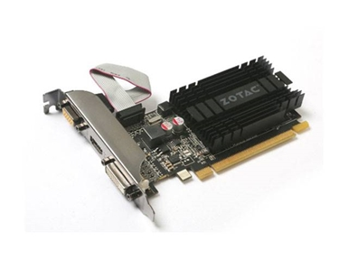 Grafična kartica ZOTAC GeForce GT 710 (1GB DDR3, HDMI/VGA/DL-DVI)