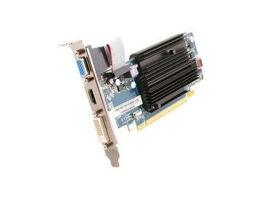 Grafična kartica Sapphire R5 230 (1GB DDR3 HDMI/D-Sub(VGA)/DL-DVI-I, PCI-E)