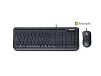 Slika Tipkovnica in Miška Microsoft (Microsoft Wired Desktop 400) SLO, OEM USB