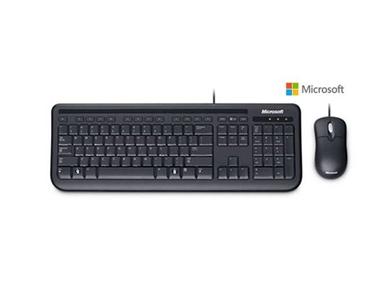 Tipkovnica in Miška Microsoft (Microsoft Wired Desktop 400) SLO, OEM USB