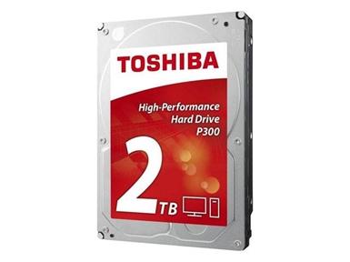 Trdi disk TOSHIBA P300 (2TB, 64MB, 6Gb/s) HDWD120UZSVA