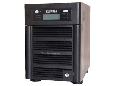 NAS naprava Buffalo TeraStation Pro II TS-H4.0TGL/R5