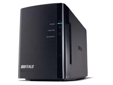 NAS naprava Buffalo LinkStation Duo LS-WX2.0TL/R1