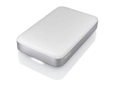 Prenosni trdi disk Buffalo MiniStation Thunderbolt HD-PA500TU3 (500GB)