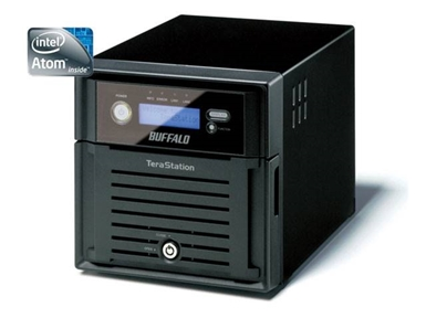 NAS naprava Buffalo TeraStation Pro Duo TS-WVH4.0TL/R1EU