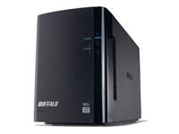 Zunanji trdi disk Buffalo DriveStation Duo HD-WL2TU3R1-EU (2TB, USB 3.0)