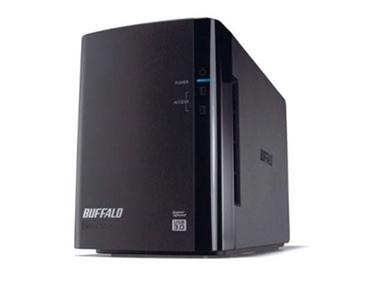Zunanji trdi disk Buffalo DriveStation Duo HD-WL6TU3R1-EU (6TB, USB 3.0)