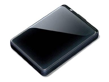 Prenosni trdi disk Buffalo MiniStation Plus HD-PNT500U3B (500GB, USB 3.0)