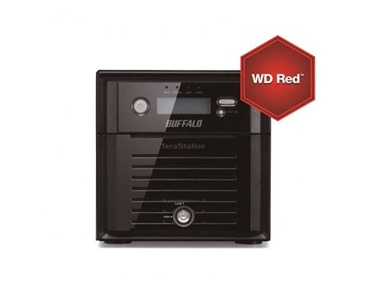 NAS naprava Bufalo TeraStation™ 5200DWR 8TB S5200DWR0802 (WD Red)