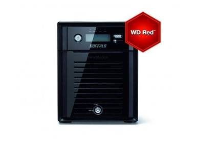 NAS naprava Bufalo TeraStation™ 5400 12TB TS5400DWR (WD Red)