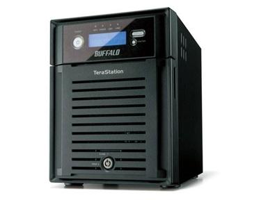 NAS naprava Buffalo TeraStation Windows Storage Server WS-Q4.0TL/R5-EU