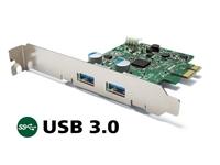 Slika USB 3.0 PCI-Express kartica Buffalo IFC-PCIE2U3