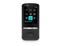 Slika Prenosni MP4 predvajalnik Philips GoGear Azure SA5AZU08KF (8GB, Bluetooth)