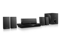 Slika Blu-Ray/DVD/DivX/3D/Smart TV sistem za domači kino Philips HTB3520G (5.1, BT/NFC)
