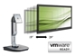 "Podstavek Philips SB4B1927VB za delo v oblaku (VMware, VDI, 19–29"", 120mm) Cloud Base"
