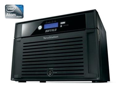 NAS naprava Buffalo TeraStation Pro 6 WSS WS-6V12TL/R5-EU (12TB)
