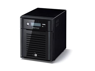 "NAS naprava Bufalo TeraStation™ 5400 8TB + 5 letna zaščita "" Antivirus Trend Micro™"""