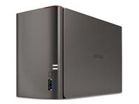 Slika NAS Ohišje Buffalo LinkStation™ 421 (brez diskov) LS421DE
