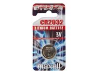 Slika Gumbna baterija Maxell CR2032 litijeva 3 V (1 kos)