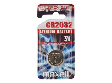 Gumbna baterija Maxell CR2032 litijeva 3 V (1 kos)