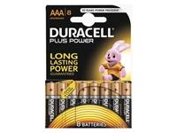 Slika Alkalne baterije Duracell Plus Power MN2400B8 AAA (8 kos)