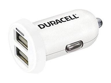 Univerzalni USB avtomobilski polnilnik Duracell DR5015W (2x USB)