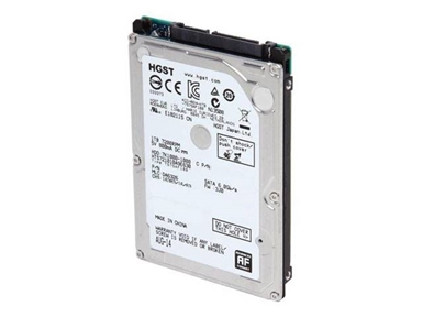 Trdi disk Hitachi Travelstar 7K1000 (1TB, 7200RPM, 6Gb/s, SATA, 2.5-inch) HTS721010A9E630