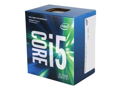 Procesor Intel Core i5-7500 3,4 GHz, 6MB LGA1151 Box
