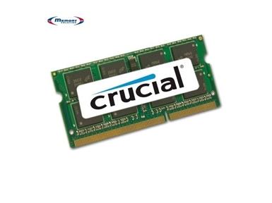 Spominski modul (RAM) CRUCIAL DDR3 SODIMM 4GB PC3-12800 CL11