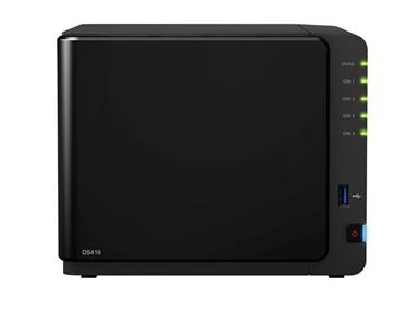 NAS ohišje Synology DiskStation DS-416 (brez diskov)