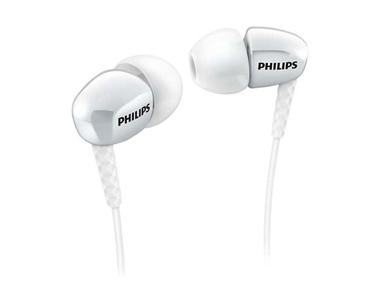 Ušesne stereo slušalke Philips SHE3900WT