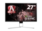 "LED monitor AOC AGON AG271QG (27"" IPS QHD 165Hz G-SYNC) Gaming"