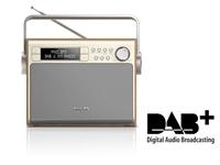 Slika Prenosni radio Philips AE5020 (DAB+/FM)