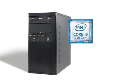Računalnik PCH PC-2361 s 7gen Intel Core procesorjev