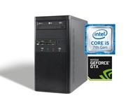 Računalnik PCH PC-2561G z Intel Core procesorji 7 gen in Geforce grafiko
