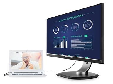 Monitor Philips 258B6QUEB z USB-C povezavo