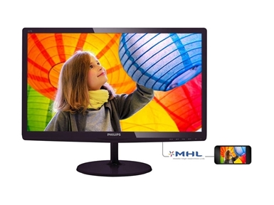 "LED monitor Philips 227E6LDAD (21.5"" TN FHD) E-line"