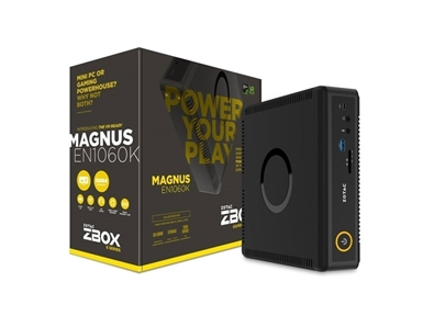 Mini-PC ZOTAC ZBOX MAGNUS EN1060K (SFF/Gaming/i5/GeForce GTX 1060)
