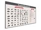 """Monitor za profesionalno prikazovanje Philips BDL5570EL (55"""" Edge-lit LED, IPS)"""